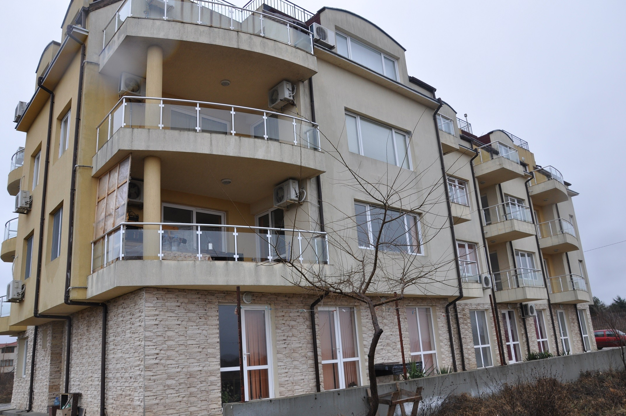 Apartment in the town of Kavarna
