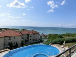 Apartment at Thracian Cliffs Golf